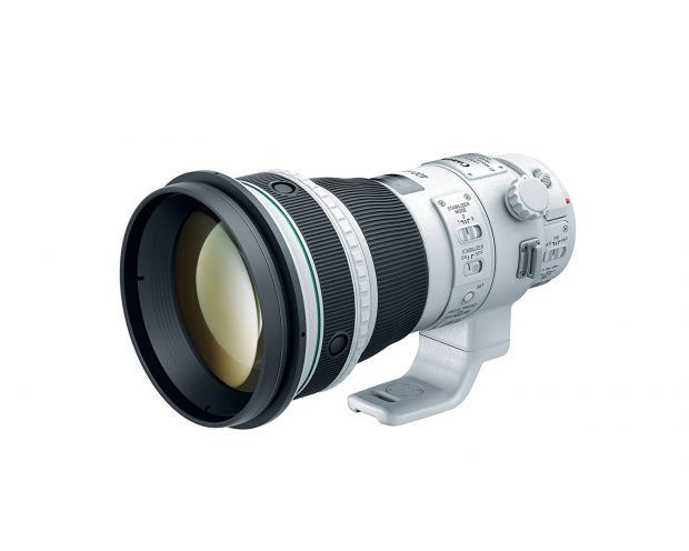 canon 400mm f4 do lens