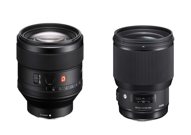 sony-fe-85-vs-sigma-85-art-lens
