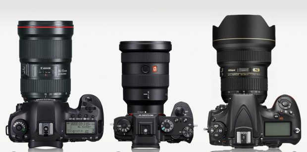 EF 16-35mm f/2.8L III Vs. FE 16-35mm f/2.8 GM Vs. AF-S NIKKOR 14-24mm f/2.8