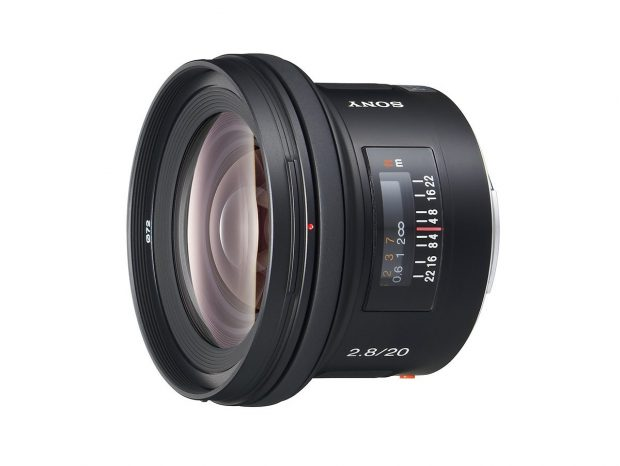 sony a 20mm f 2.8 lens