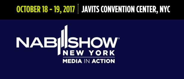 sony nab show october 18