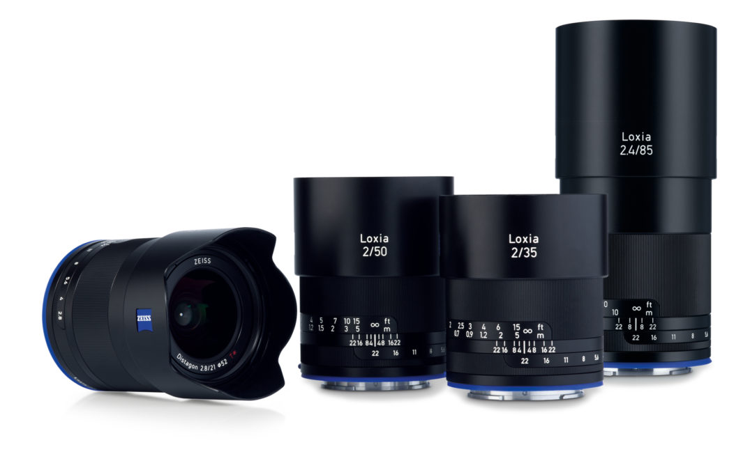 Zeiss Loxia 25mm f/2.4 Full Frame E-mount Lens to be Announced in ...