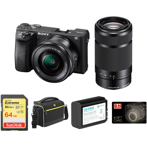 sony_alpha_a6500 bundle