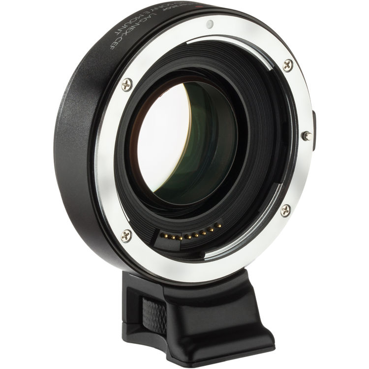 6 Pack Vello Canon EF//EF-S Lens to Sony E-Mount Camera Adapter
