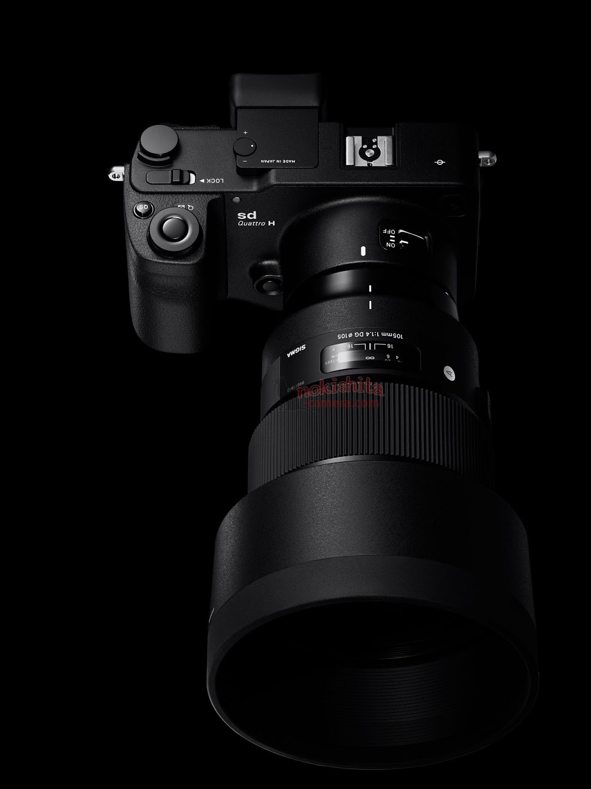 New Images Of Sigma 105mm F 1 4 Dg Hsm Art Lens For Sony E