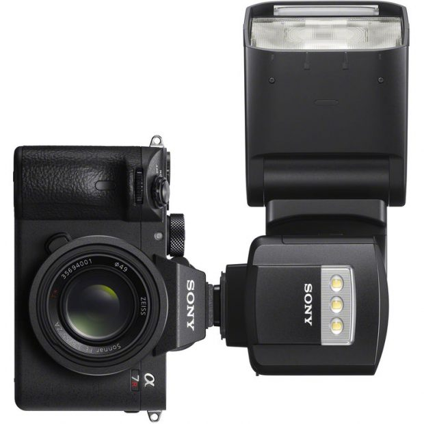 sony hvl f60rm wireless flash