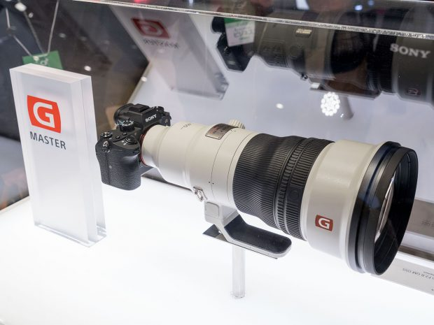 Sony FE 400mm f 2.8 gm oss lens