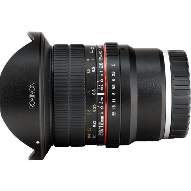rokinon 12mm f 2.8 deal