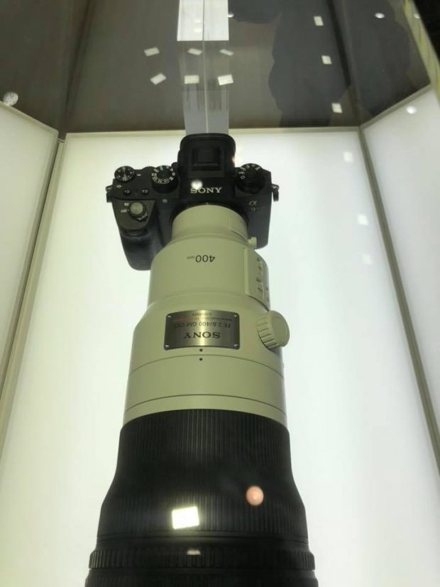 sony fe 400mm f 2.8 gm oss lens 2