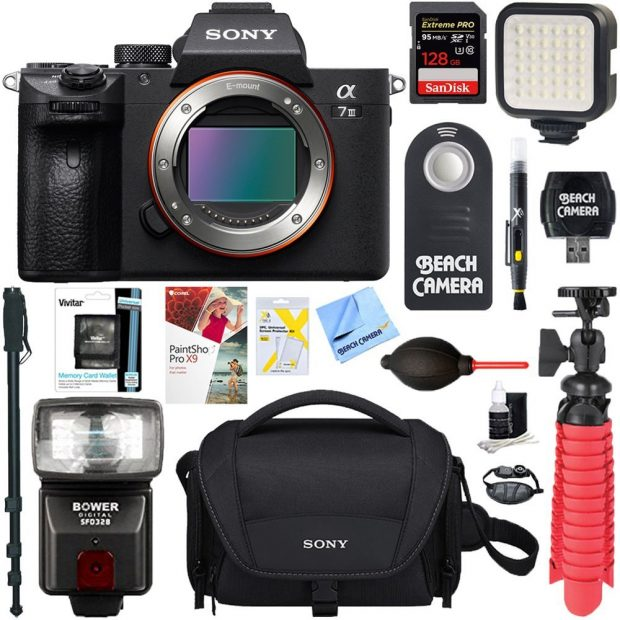 sony a7 iii accessory bundle