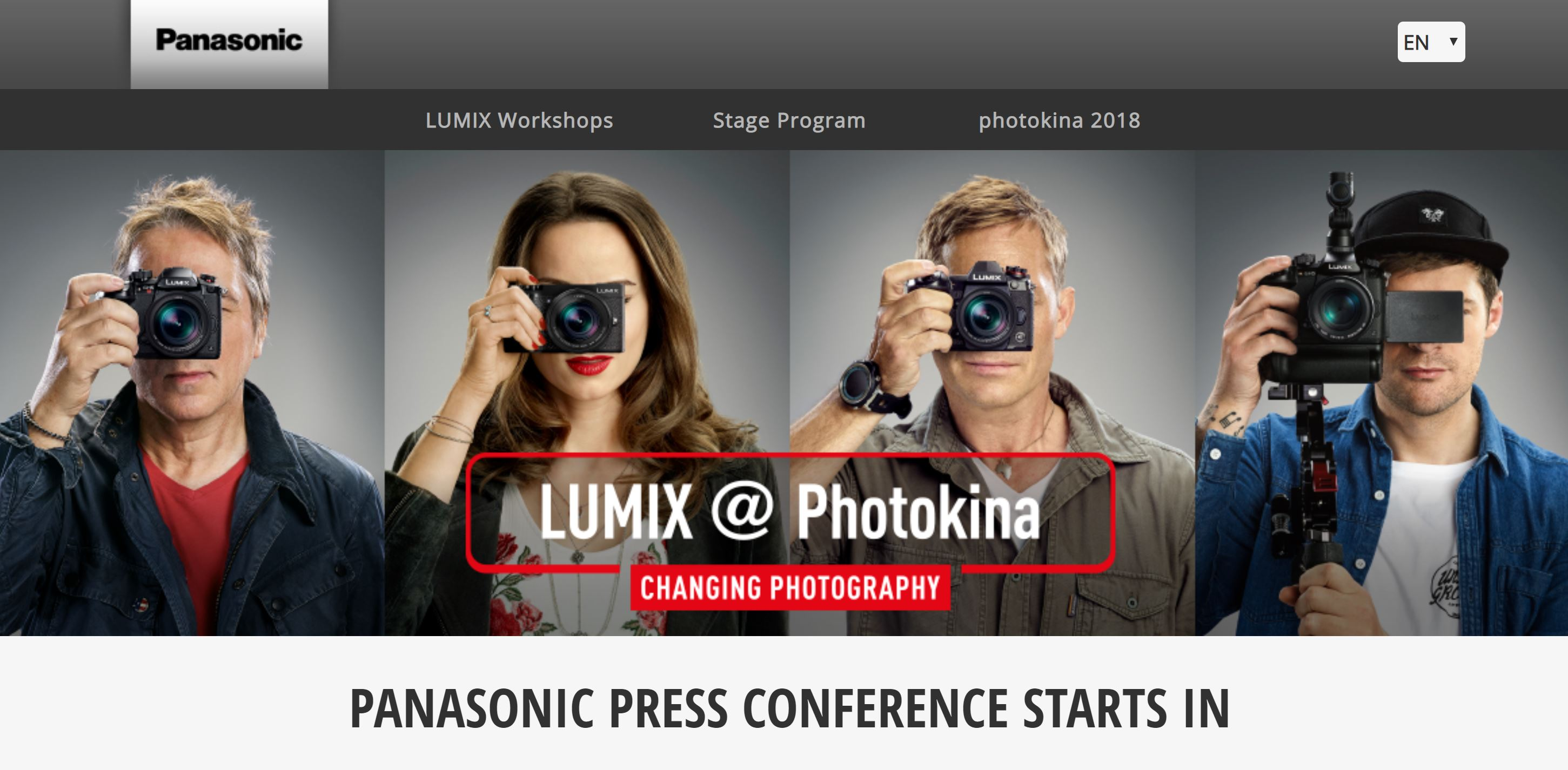 Photokina 2018 | Sony Rumors
