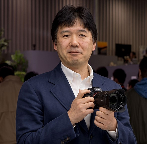 Sony Interview at CP+: It is Easy to Add 4K/60p, 10-bit 4:2:2 to a7S